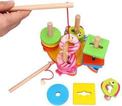 Bidlsbs Funny Children <b>Toys Wooden</b> Pegged Puzzles Magnetic ...