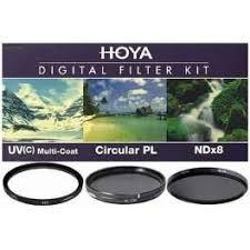 """Набор <b>светофильтров Hoya Digital Filter</b> KIT - """"Фотоэнергия ..."""