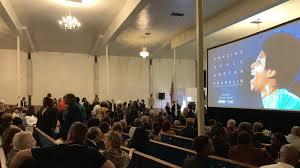 <b>Aretha Franklin's</b> '<b>Amazing</b> Grace' Gets LA Premiere In The Church ...