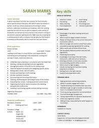 chef resume sample  examples  sous  chef jobs     template    chef resume sample
