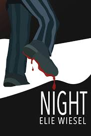 steven dorney graphic designer redesigned book cover for night by elie wiesel