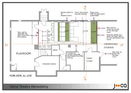 Home Theatre Design Layout   Home Design Ideas    Home Theater Room Floor Plans Home Design Mini st Home Theatre Design