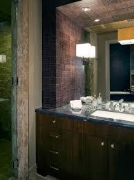 engaging bathroom fan soffit vent home modern master bathroom with basket weave tiled soffit