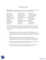 black codes knights of labor history of united states study guide the document