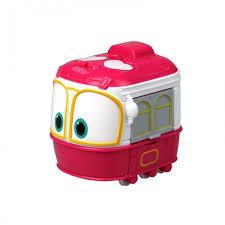 <b>Robot Trains Трансформер Сэлли</b> 10 см - Акушерство.Ru
