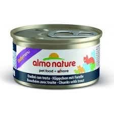 Купить <b>Консервы Almo Nature Daily</b> Menu Adult Cat Chunks with ...