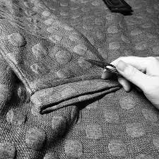 <b>BelineRosa European</b> Casual <b>Style</b> Irregular Women Blouse Striped ...
