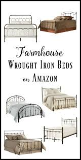 iron wall decor u love:  amazing wrought iron beds that can be found on amazon love these