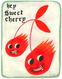 cherries jubilee day - martharich