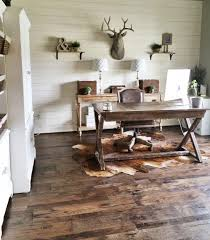 how to install a shiplap wall rustic home office makeover remodelaholic bloglovin amazing rustic home office