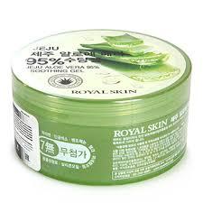 <b>Гель для лица и</b> тела с 95% содержанием Aloe Royal Skin 300 мл ...
