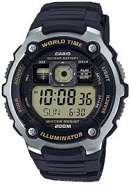 <b>WATCH</b>.UA™ - Мужские <b>часы Casio AE</b>-<b>2000W</b>-9AVEF цена 1830 ...