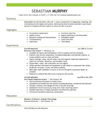 sample resume  sample aircraft mechanic resume template diesel    sample resume template for aircraft mechanic   experience