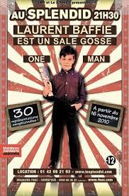 Laurent Baffie est un sale gosse film complet