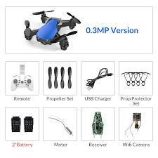 Eachine E61/E61hw <b>Mini Drone</b> With/Without HD Camera Hight ...