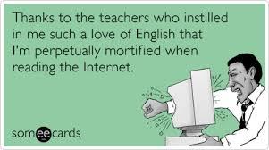 Group of: Teacher Appreciation Week English Grammar Spelling ...