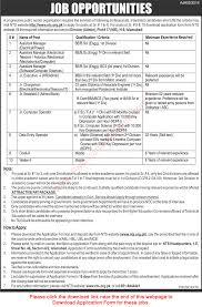 public sector organization jobs nts public sector organization jobs 2016 nts application form nescom nie latest