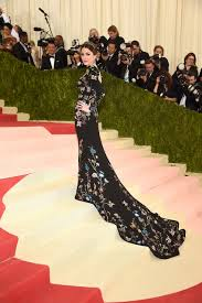 here s every jaw dropping look from the met gala red carpet