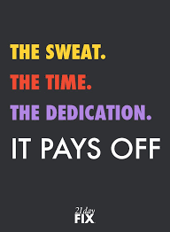 Your dedication during your workouts and in the kitchen will pay ... via Relatably.com