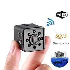 <b>Anti</b>-<b>Theft Mini Camera with</b> Night Vision & Camera Sensor IP ...