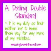 Single Mom in the South  A Dating Double Standard