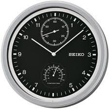 <b>Настенные часы Seiko</b> Clock <b>QXA542AN</b>. Купить выгодно ...