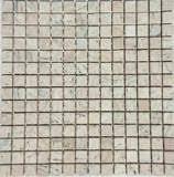 <b>Мозаика из натурального камня</b> на сетке. Заказать и купить в СПб