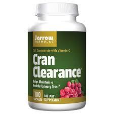 <b>Cran Clearance</b> 680 MG (<b>100</b> Capsules) by Jarrow Formulas at the ...