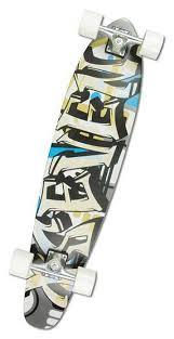 Купить <b>лонгборд HelloWood</b> 96,5 x 21,5 см <b>Long</b> Board Seven ...