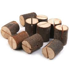 10pcs natural color tree decoration xmas christmas father wooden pendant charms ormament jewelry 10x7 1cm