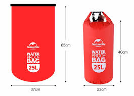 Naturehike 25L <b>Drifting</b> Bag <b>Outdoor Swimming</b> Dry Sack Storage ...