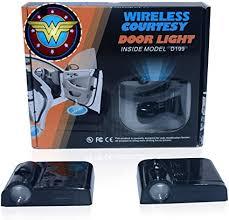 Spoya Wonder Women Wireless Magnetic car Door ... - Amazon.com