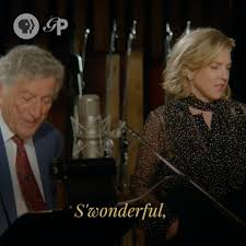 Houston Public Media - Tony Bennett & <b>Diana Krall</b>: <b>Love</b> Is Here to ...