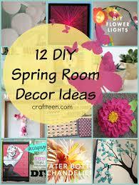 Spring Decorating Diy Spring Decorating Ideas To