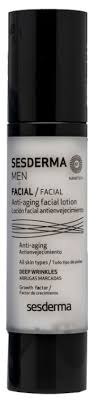 <b>SesDerma</b> Омолаживающий <b>лосьон Men</b> Loción <b>Facial</b> ...