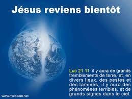 """Résultat de recherche d'images pour """"JESUS CHRIST revient"""""""