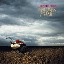 <b>Depeche Mode - A Broken</b> Frame - Vinyl | Mute Bank