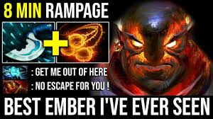 Best Ember Spammer I've Ever Seen | WTF 8Min <b>Rampage</b> + <b>100</b> ...