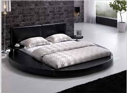 round beds round king size beds modern bedroom furniture with genuine leather black bedroom furniture in black