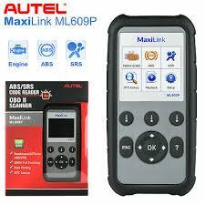 <b>ML609P Automotive</b> Scan Tool Diagnostic Scanner Code Reader ...