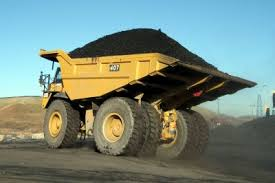 Image result for coal truck