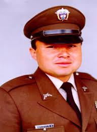 El sargento mayor, César Augusto Lasso Monsalve, sería uno de los uniformados secuestrados que las Farc liberarían. // COLPRENSA - cesar_augusto_lasso