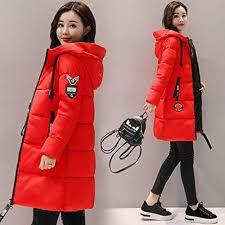 Buy COODRONY Women Long Parka <b>Winter</b> Coats <b>Cotton Casual</b> ...