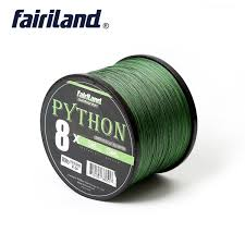 <b>Fairiland</b> 500m/546yds 100%PE <b>Fishing Line</b> 8 Strands <b>Braided</b>