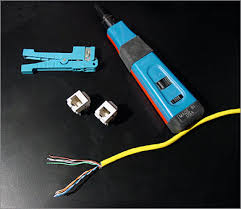 how to wire an ethernet and phone jack using a single cate cable this ldquohow tordquo will show you how you can take a single cat5e cable and turn it into both an ethernet jack capable of 10 100mbps and a two line phone jack