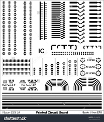 Drawing Electric Circuits Breathtaking Electric Circuit Drawing Components Artistry