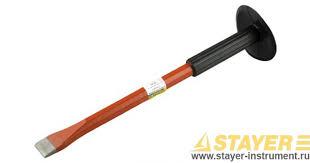"""<b>Зубило STAYER</b> """"<b>STANDART</b>"""" с протектором, 300 мм, <b>2120-30</b> ..."""