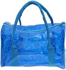 WINOMO Jelly Bag Clear Beach Tote Bags PVC ... - Amazon.com