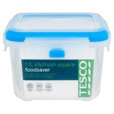 Food Storage & Lunchboxes - Tesco Groceries