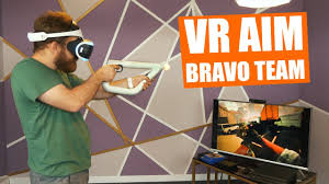 Тестим PlayStation VR Aim Controller c Bravo Team! - YouTube